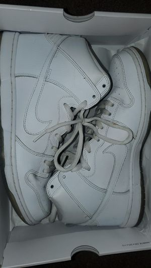 Nike SB Mid Top Men shoes 10.5 for Sale in Fontana, CA