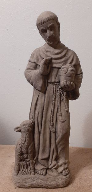 Saint Francis Statue for Sale in Homestead, FL