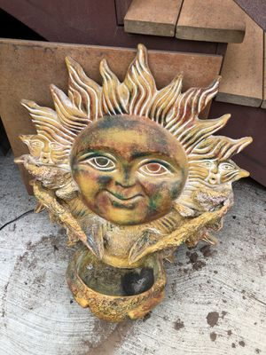 Fountain/outdoor wall decoration for Sale in San Diego, CA
