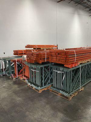 Forklift and pallet racks for sale for Sale in Hallandale Beach, FL