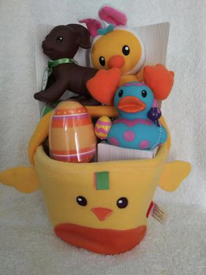 Bunny and Ducky Toy Set (Brand New) $5 for Sale in Glendora, CA