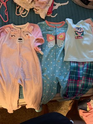 Bundle of 12-18 month sleepers for Sale in Spring, TX