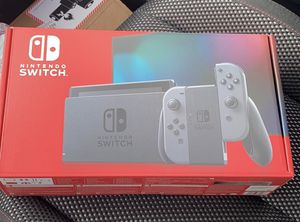 Brand new Nintendo switch latest version for Sale in Evesham Township, NJ
