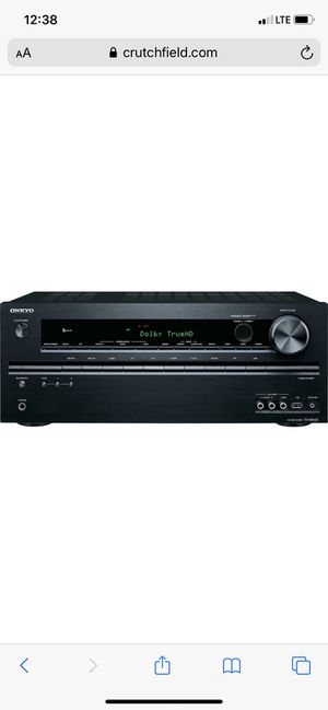 Onkyo for Sale in Vancouver, WA