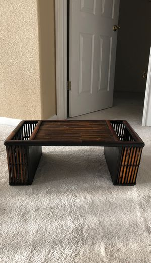 Magazine rack, Serving tray, plant stand for Sale in Vallejo, CA