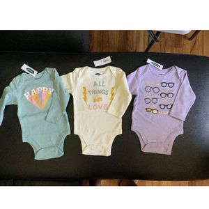 New OLD NAVY baby clothes 3-6 mons 3pks for Sale in Inman, SC