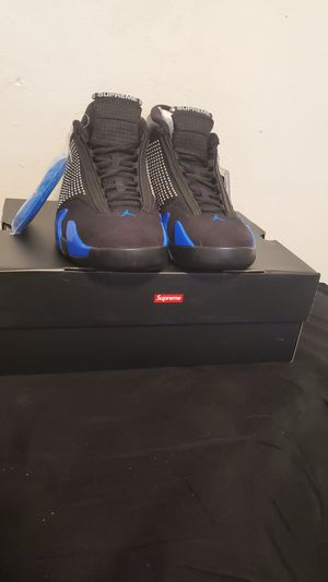 Jordan 14 Retro Supreme size 10 Brand New for Sale in San Francisco, CA