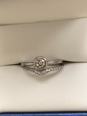 Wedding Ring Set for Sale in San Jose, CA