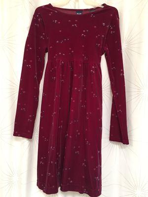 Girls Velvet Long Sleeved Dress, L, by Gap for Sale in Phoenix, AZ