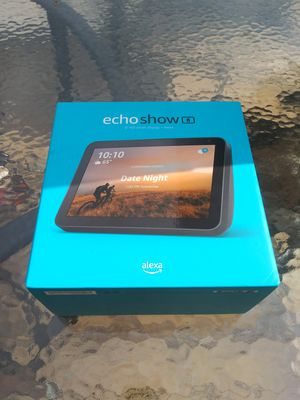 (BRAND NEW) echo show 8 ALEXA for Sale in Brooklyn, OH