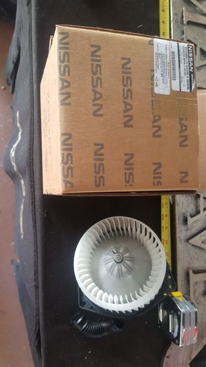 2006 nissan sentra blower motor for Sale in Arlington Heights, IL