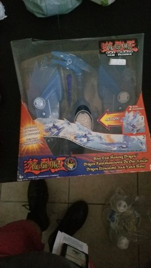 Yu-gi-oh The Movie Blue Eyes Shining Dragon for Sale in Ontario, CA