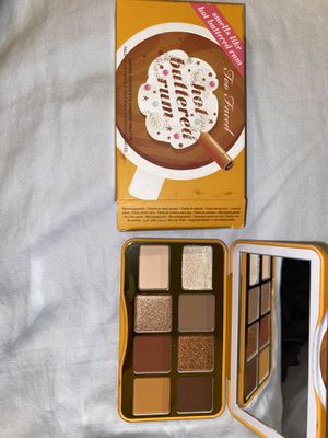 Too Faced Hot Buttered Rum eyeshadow pallet for Sale in Vernon, CA