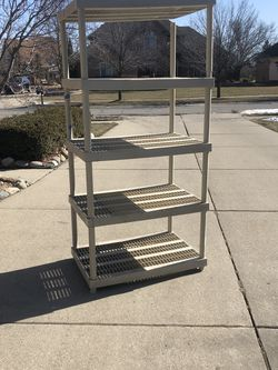 Large Storage Shelves 2 Available 20 Each for Sale in Canton,  MI