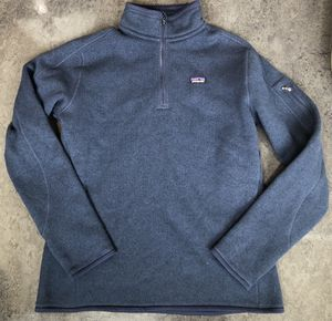 Women's blue Patagonia better sweater for Sale in Tacoma, WA