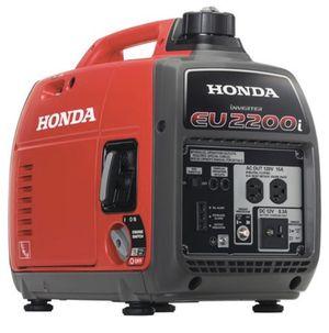 Honda 2200W Super Quiet Inverter Generator for Sale in Riverdale Park, MD