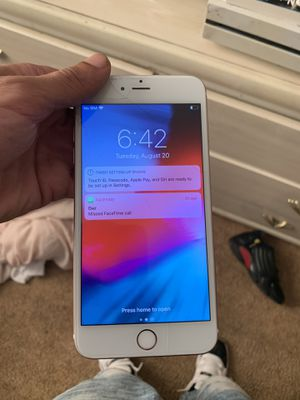 iPhone 6S Plus for Sale in Newark, NJ