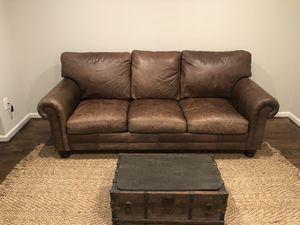 Beautiful La-Z-Boy Leather Sofa for Sale in Falls Church, VA