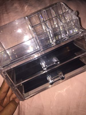 Makeup organizer for Sale in Azusa, CA