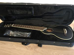 Guitar: Washburn Rover Travel Guitar for Sale in San Diego, CA