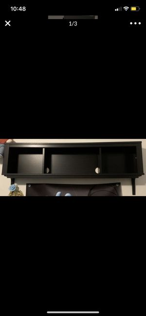 Black shelf for Sale in Long Beach, CA