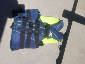 XL life jacket Adult size for Sale in Riverside, CA