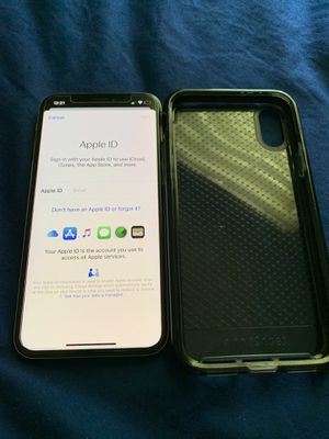 iPhone X 64gb(T-mobile) for Sale in Ashland, MA