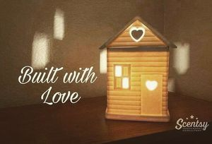 Scentsy Built with Love Warmer for Sale in Kirkland, WA