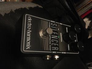 Electro Harmonix noise gate pedal for Sale in El Cerrito, CA