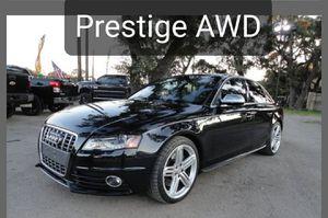 2011 Audi S4 quattro prestige for Sale in San Antonio, TX