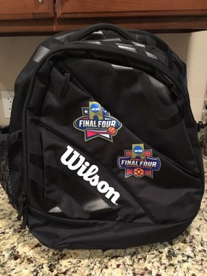 Wilson Backpack new never used $25 for Sale in Houston, TX