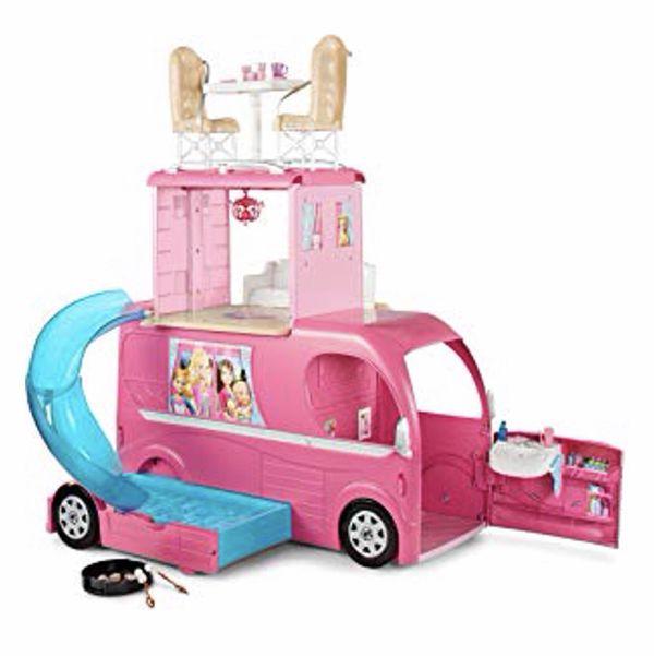 Barbie Pop Up Camper