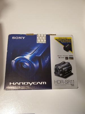 Sony 60GB HDR Video Camera - 12x Optical Zoom - Works perfectly for Sale in Northbrook, IL