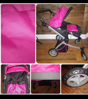 Double Doll Stroller - Like new! for Sale in Keller, TX