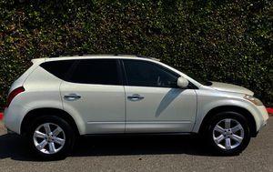 Perfect07 Nissan Murano-$12OO for Sale in Washington, DC