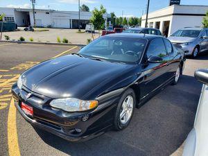 2003 Chevy Monte Carlo SS for Sale in Auburn, WA