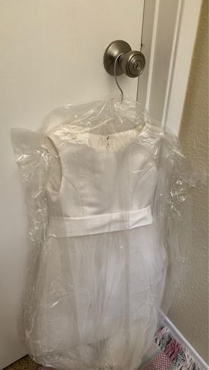 Brand New David's Bridal Flower Girl Dress for Sale in Chula Vista, CA