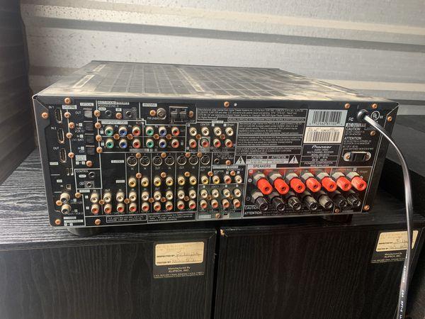 Pioneer surround sound