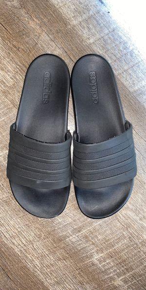 adidas comfort slides size 10 men's for Sale in Richardson, TX