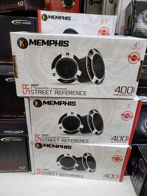 Memphis car Tweeters for Sale in Chula Vista, CA