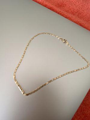 14k gold bracelet for Sale in Carson, CA