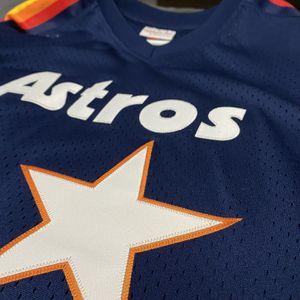 "💥Houston Astros "" Nolan Ryan "" MLB pullover Jersey XXL 💥 for Sale in Dallas, TX"