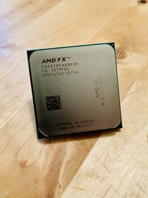 Unlocked AMD Black Edition FX-9370 8 Cores /4700 MHz/220 watts for Sale in Alexandria, VA