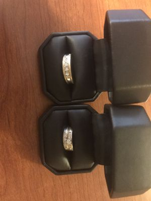 Wedding ring set for Sale in Kennewick, WA