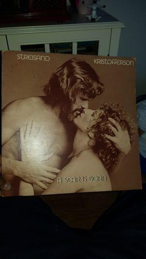 Streisand Kristofferson record for Sale in San Diego, CA