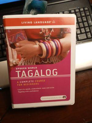 Tagalog Spoken World Living Language for Sale in Philadelphia, PA