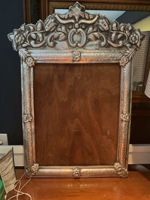 Large pewter frame for Sale in Miami, FL