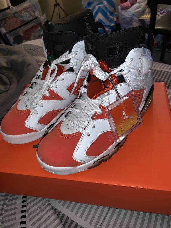 Air Jordan 6 Retro Size 8 In Men