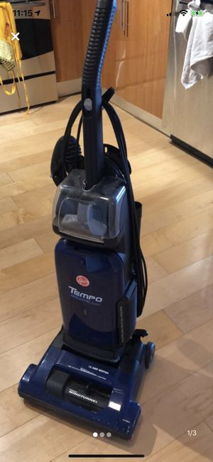 Tempo vacuum cleaner carpet and hard wood floors for Sale in Washington, DC
