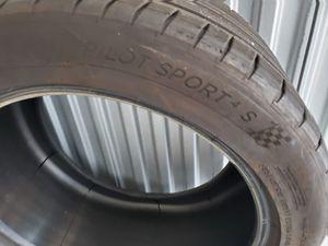 Michelin Pilot 4s for Sale in Savannah, GA